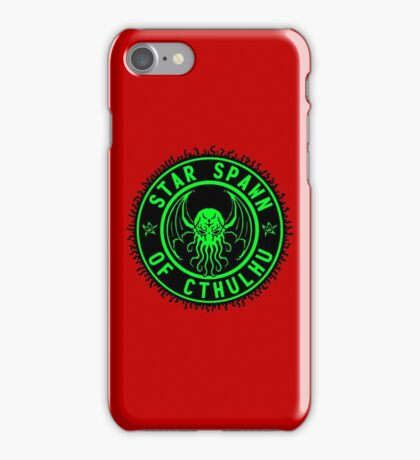 Star Spawn of Cthulhu iPhone Case/Skin