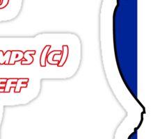 France 2000 Euro Winners Sticker