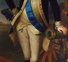 George Washington, after 1779 by Bridgeman Art Library