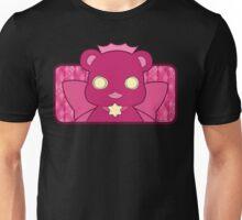 Monochrome Lily Bear Ginko Unisex T-Shirt