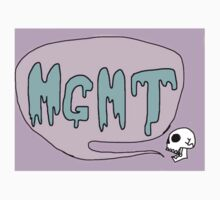 MGMT Skull by evillucy