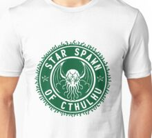 Star Spawn of Cthulhu - classic green Unisex T-Shirt