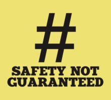Safety Not Guaranteed Kids Tee