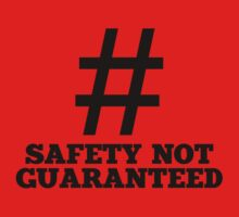 Safety Not Guaranteed Baby Tee