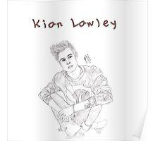 Kian Lawley w/ Name Printed Poster