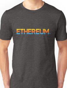 Ethereum, Period. Unisex T-Shirt