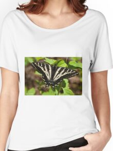 Tiger Swallowtail Butterfly Women's Relaxed Fit T-Shirt