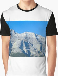Rocky Mountains Graphic T-Shirt