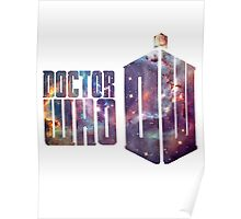 dr who galaxy Poster