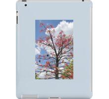 Flame Tree iPad Case/Skin