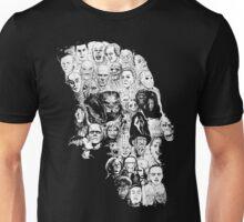 horror skull Unisex T-Shirt
