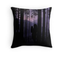 Remembering Moments That Never Were Throw Pillow