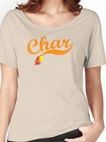 Char Women's Relaxed Fit T-Shirt