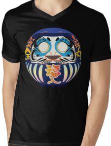 Japanese Art Mens V-Neck T-Shirt