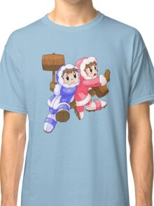 Ice Climbers Popo & Nana Classic T-Shirt