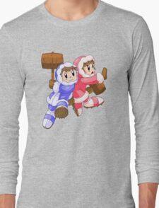 Ice Climbers Popo & Nana Long Sleeve T-Shirt