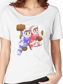 Ice Climbers Popo & Nana Women's Relaxed Fit T-Shirt