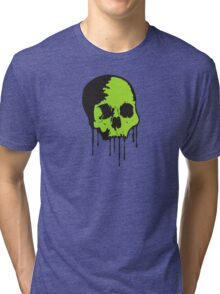 Toxic Death  Tri-blend T-Shirt