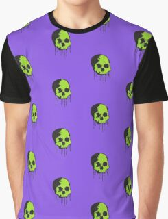 Toxic Death  Graphic T-Shirt
