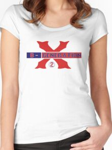 "Xander Bogaerts ""B-Generation X"" Women's Fitted Scoop T-Shirt"