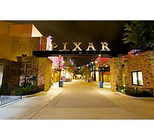 Pixar After People Photographic Print