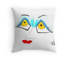 Gloriana Live! Throw Pillow
