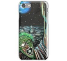 Moon Zombie iPhone Case/Skin