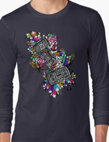 Blaster Shaz Long Sleeve T-Shirt