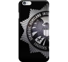 Agent Of SHIELD iPhone Case/Skin