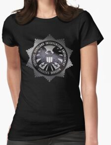 Agent Of SHIELD Womens Fitted T-Shirt