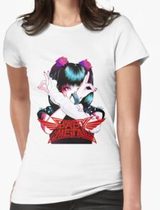 babymetal Womens Fitted T-Shirt