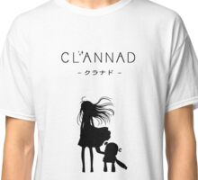 CLANNAD - Girl & Robot Classic T-Shirt
