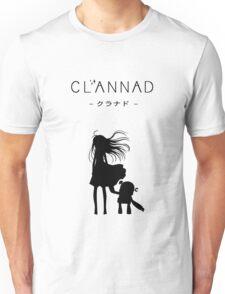 CLANNAD - Girl & Robot Unisex T-Shirt