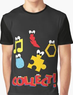 Banjo-Kazooie - Collect! Graphic T-Shirt