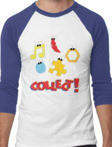 Banjo-Kazooie - Collect! Men's Baseball ¾ T-Shirt