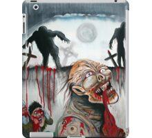 Zombie Moon iPad Case/Skin