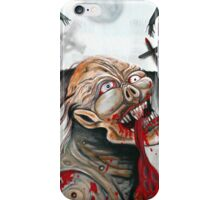 Zombie Moon iPhone Case/Skin