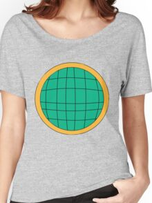 Captain Planet - Heart Ma-Ti Planeteer Women's Relaxed Fit T-Shirt