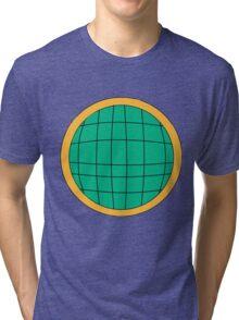 Captain Planet - Heart Ma-Ti Planeteer Tri-blend T-Shirt