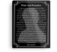 Pride and Prejudice - Mr Darcy Metal Print