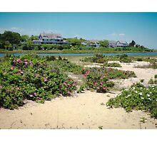 Edgartown Shore Photographic Print