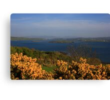 Mevagh/Kinnalargy, Donegal Canvas Print