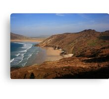Rosguill Peninsula Canvas Print
