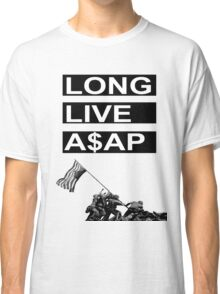 Long Live A$AP - Flag Rising Classic T-Shirt