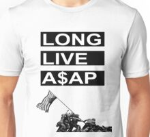 Long Live A$AP - Flag Rising Unisex T-Shirt