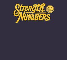 strength in numbers - large logo Unisex T-Shirt