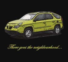 Breaking Bad Pontiac Aztek by MichaelJP