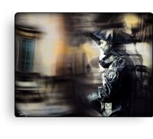 Decisive Moment: Sojourner Canvas Print
