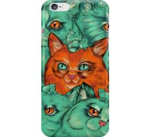 Kitty Madness iPhone Case/Skin