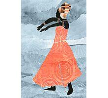 African Healing Dance 2 Photographic Print